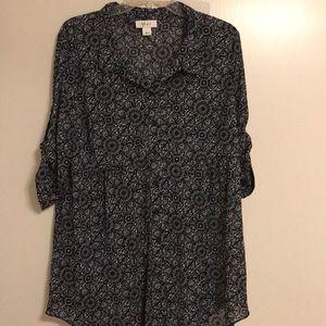 Style &Co blouse